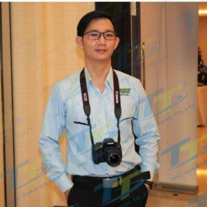 Dong phuc cong so - Ao so mi IMC
