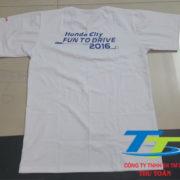 Thu Toan Fashion – Ao thun Honda 2
